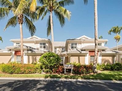 938 Carrick Bend Cir UNIT 101, Naples, FL 34110 - MLS#: 218045130