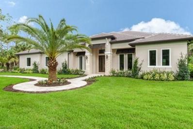 840 Weber Blvd S, Naples, FL 34117 - MLS#: 218045169