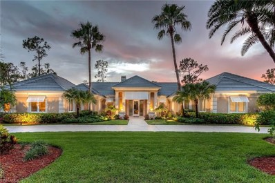 13501 Pond Apple Dr E, Naples, FL 34119 - MLS#: 218045295