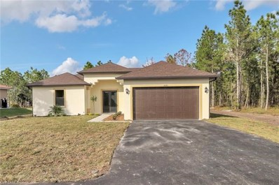 2362 24th Ave NE, Naples, FL 34120 - MLS#: 218045494