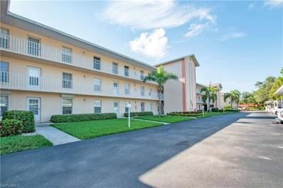 9600 Victoria Ln UNIT C-302, Naples, FL 34109 - MLS#: 218045699