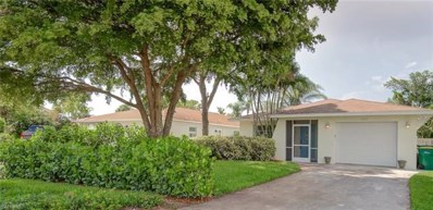 529 106th Ave N, Naples, FL 34108 - MLS#: 218045985