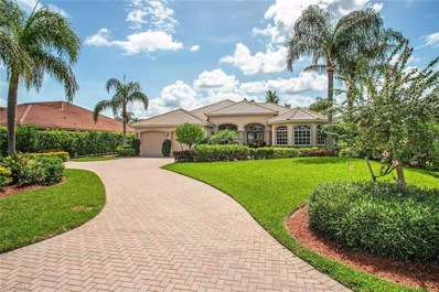 9681 Wilshire Lakes Blvd, Naples, FL 34109 - MLS#: 218046011