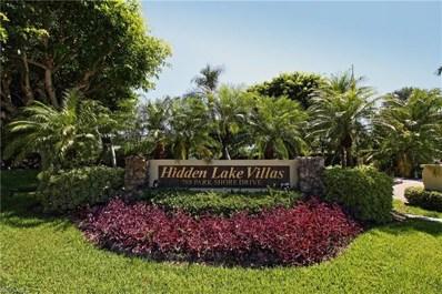 788 Park Shore Dr UNIT A16, Naples, FL 34103 - MLS#: 218046301
