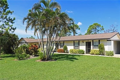 1036 Pine Isle Ln UNIT 1036, Naples, FL 34112 - MLS#: 218046427