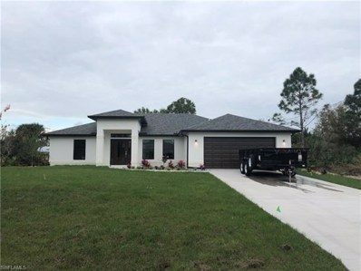 5209 4TH St W, Lehigh Acres, FL 33971 - MLS#: 218046453