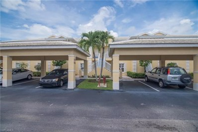 1415 Sweetwater Cv UNIT 102, Naples, FL 34110 - MLS#: 218046495