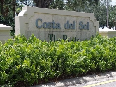 3471 Pointe Creek Ct UNIT 104, Bonita Springs, FL 34134 - MLS#: 218046863