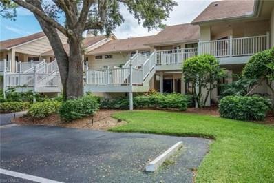 207 Courtside Dr UNIT B-203, Naples, FL 34105 - MLS#: 218046916
