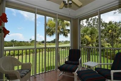 9500 Highland Woods Blvd UNIT 7208, Bonita Springs, FL 34135 - MLS#: 218047067