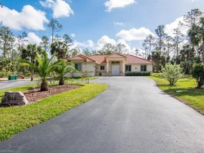 1560 Wilson Blvd N, Naples, FL 34120 - MLS#: 218047123