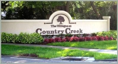 20691 Country Creek Dr UNIT 1313, Estero, FL 33928 - MLS#: 218047863