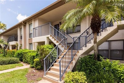 1211 Commonwealth Cir UNIT C-203, Naples, FL 34116 - MLS#: 218048232