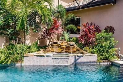 15242 Burnaby Dr, Naples, FL 34110 - MLS#: 218048316