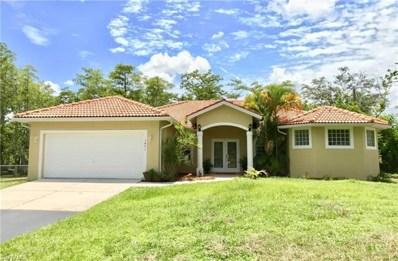 1471 Wilson Blvd N, Naples, FL 34120 - MLS#: 218048494