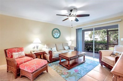 338 Bradstrom Cir UNIT A-102, Naples, FL 34113 - MLS#: 218049214