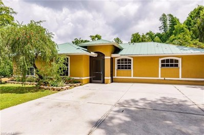 3861 17th Ave SW, Naples, FL 34117 - MLS#: 218049321