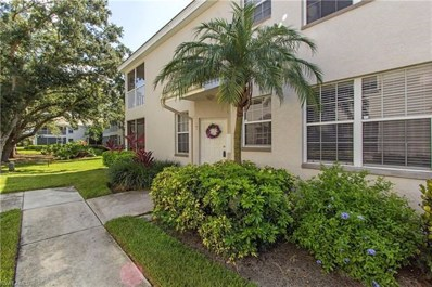 3720 Fieldstone Blvd UNIT 7-101, Naples, FL 34109 - MLS#: 218049985