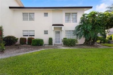 180 Cypress Way E UNIT B111, Naples, FL 34110 - MLS#: 218050320