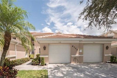 6305 Wilshire Pines Cir UNIT 5-508, Naples, FL 34109 - MLS#: 218050734
