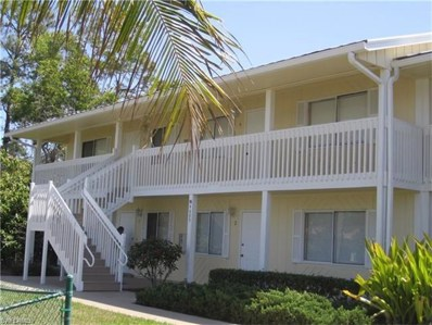 4613 Bayshore Dr W UNIT B5, Naples, FL 34112 - MLS#: 218051285