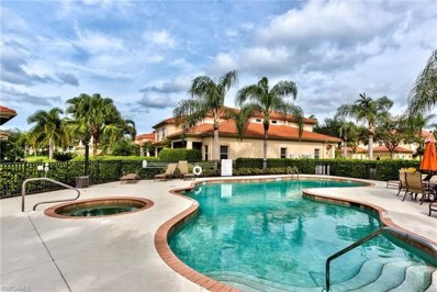 6105 Montelena Cir UNIT 6102, Naples, FL 34119 - MLS#: 218052331