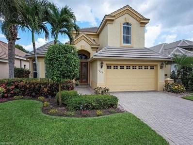 1822 Ivy Pointe Ct, Naples, FL 34109 - MLS#: 218053029