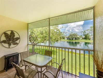 260 Timber Lake Cir UNIT F204, Naples, FL 34104 - MLS#: 218053734