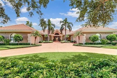 4701 Oak Leaf Dr, Naples, FL 34119 - MLS#: 218053768