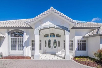 6611 Glen Arbor Way, Naples, FL 34119 - MLS#: 218054182