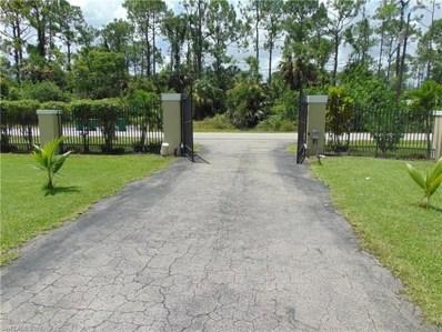 5775 Painted Leaf Ln, Naples, FL 34116 - MLS#: 218054329