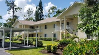 230 Timber Lake Cir UNIT C201, Naples, FL 34104 - MLS#: 218054655