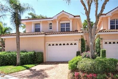 8472 Abbington Cir UNIT 2011, Naples, FL 34108 - MLS#: 218054663