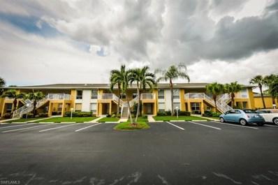 1230 Yesica Ann Cir UNIT D-206, Naples, FL 34110 - MLS#: 218055331