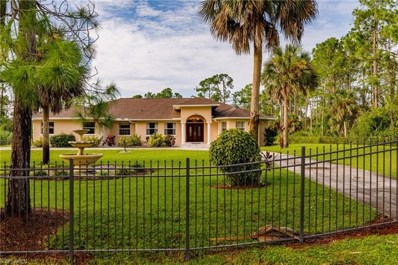 2020 Jung Blvd E, Naples, FL 34120 - MLS#: 218055705