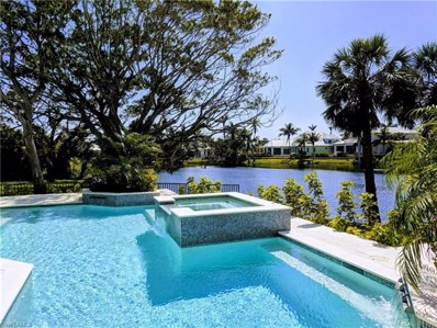 660 East Lake Dr, Naples, FL 34102 - MLS#: 218056336