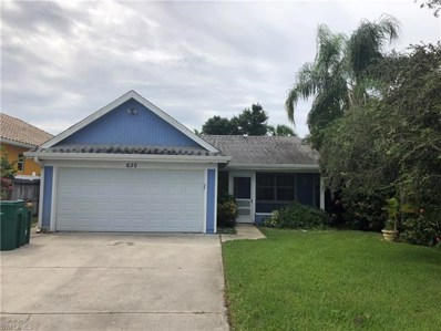 630 109th Ave N, Naples, FL 34108 - MLS#: 218056543