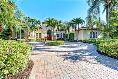 6453 Highcroft Dr, Naples, FL 34119 - MLS#: 218056799
