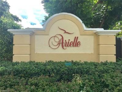 2170 Arielle Dr UNIT 703, Naples, FL 34109 - MLS#: 218056929