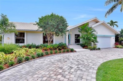 3636 Crayton Rd, Naples, FL 34103 - MLS#: 218056997