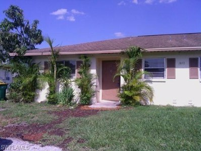 1872 55th Ter SW, Naples, FL 34116 - MLS#: 218057404