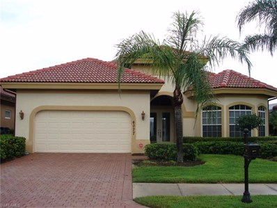 6077 Divot Ct, Naples, FL 34113 - MLS#: 218057985