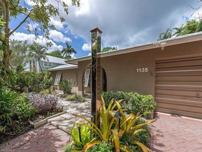1135 Cypress Woods Dr, Naples, FL 34103 - MLS#: 218058693