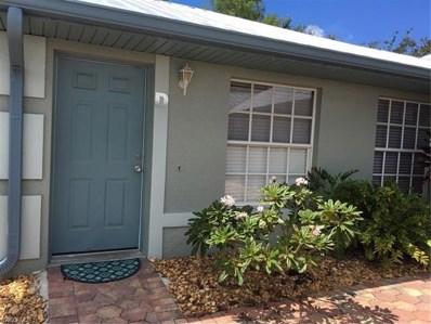 6255 Vista Garden Way UNIT D, Naples, FL 34112 - MLS#: 218059268
