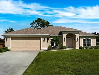 822 Anson Ave, Lehigh Acres, FL 33971 - MLS#: 218059992