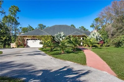 3681 7th Ave SW, Naples, FL 34117 - MLS#: 218060002