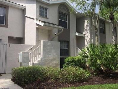 3705 Fieldstone Blvd UNIT 4-105, Naples, FL 34109 - MLS#: 218060182