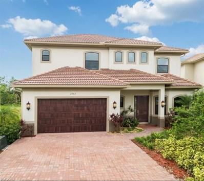 2863 Coco Lakes Dr, Naples, FL 34105 - MLS#: 218060362