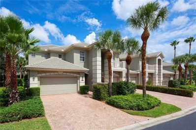 9062 Whimbrel Watch Ln UNIT 101, Naples, FL 34109 - MLS#: 218060530
