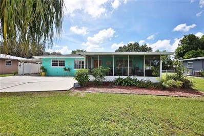 1366 Sirocco St, Fort Myers, FL 33919 - MLS#: 218060605